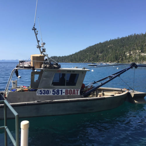 Buoy Service